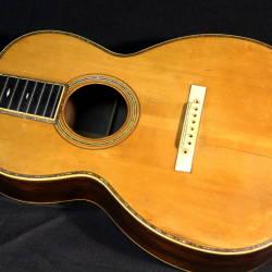 1918 Martin 000-45 Restoration-